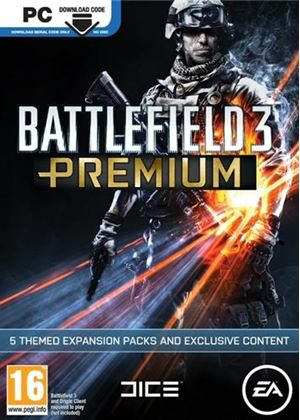 Battlefield 3 Premium (Expansion Pack) (PC)