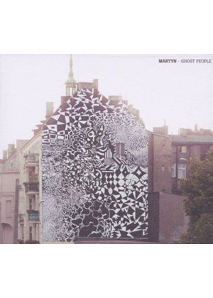 Martyn - Ghost People (Music CD)