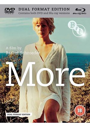More (DVD + Blu-ray)