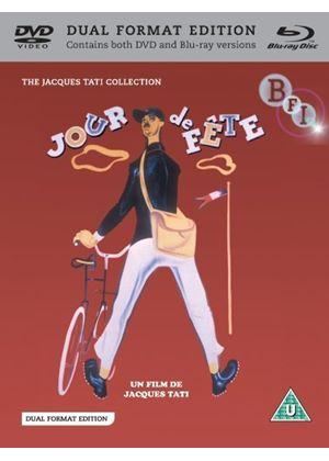Jour de fête (DVD and Blu-ray)