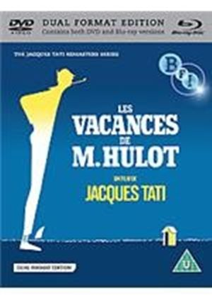 M. Hulot's Holiday (BluRay and DVD)
