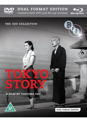 Tokyo Story (Blu-Ray and DVD)