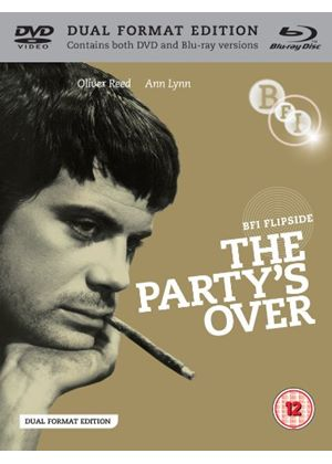 The Party's Over (Blu-Ray and DVD)