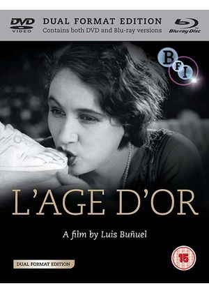 L'age D'or (Blu Ray and DVD)