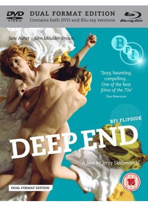 Deep End (DVD + Blu-ray)