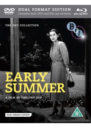 Early Summer (Blu-Ray and DVD)