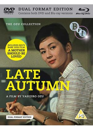 Late Autumn / A Mother Should Be Loved (Blu Ray and DVD)
