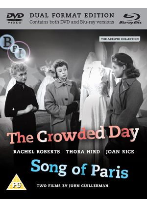 Adelphi Collection Vol.3 - The Crowded Day / Song Of Paris (Blu Ray and DVD)