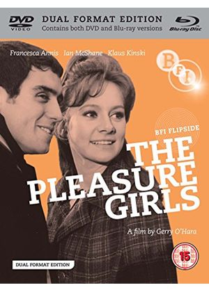 The Pleasure Girls (Blu-Ray and DVD)