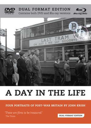 A Day In The Life - Four Portraits Of Post-war Britain By John Krish (Blu-ray + DVD)