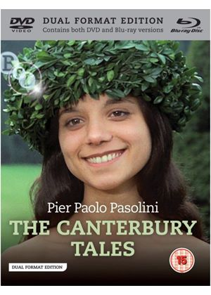 The Canterbury Tales (DVD & Blu-Ray)