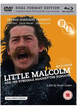 Little Malcolm and His Struggle Against the Eunuchs (DVD + Blu-ray)