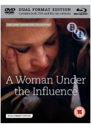 A Woman Under the Influence (The John Cassavetes Collection) (DVD & Blu-ray) (1974)