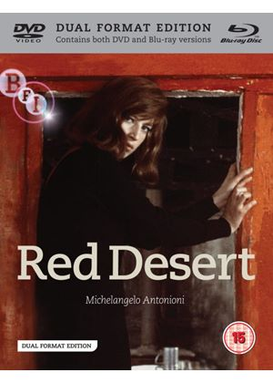 Red Desert (Blu-Ray & DVD)