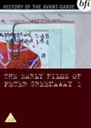 Early Films Of Peter Greenaway, The - Vol. 1