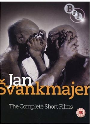 Jan Svankmajer - The Complete Short Films 1964-1992 (3 Disc)