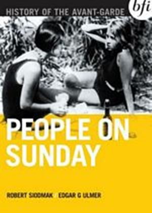 People On Sunday (Silent)