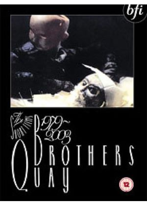 Quay Brothers - The Short Films 1979-2003, The (Animated)