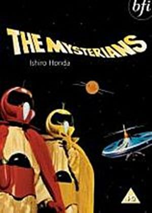 Mysterians, The (Subtitled)
