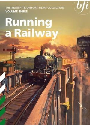Running A Railway - British Transport Films Collection - Vol. 3