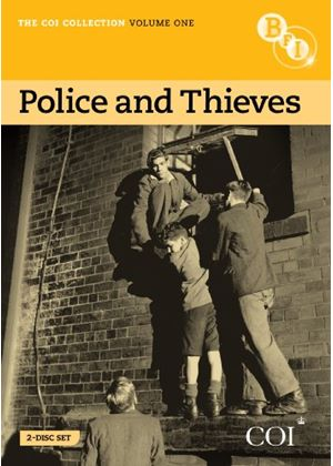 Coi Collection Vol.1 - Police And Thieves