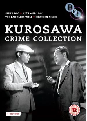Kurosawa - Crime Collection