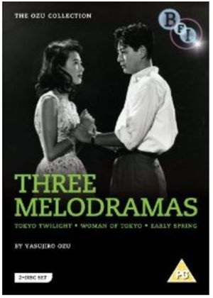 Ozu - The Melodrama Collection