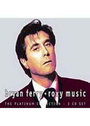 Roxy MusicAnd Bryan Ferry - Roxy Music And Bryan Ferry - The Platinum Collection (Music CD)