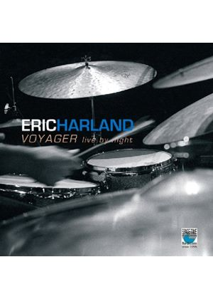 Eric Harland - Voyager (Live By Night) (Music CD)