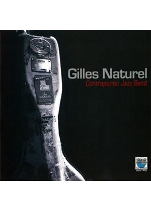 Gilles Naturel - Contrapuntic Jazz Band (Music CD)