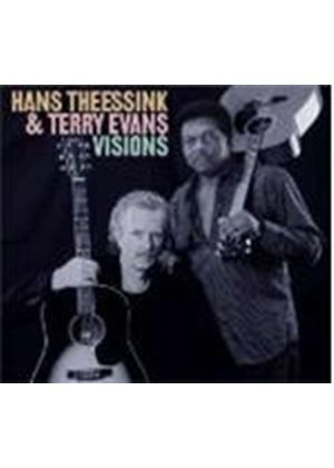 Hans Theessink And Terry Evans - Visions