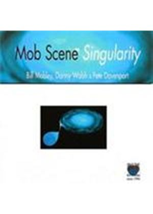 Mob Scene - Singularity (Music CD)