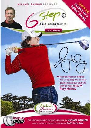 Six Steps to better Golf Micheal Bannon