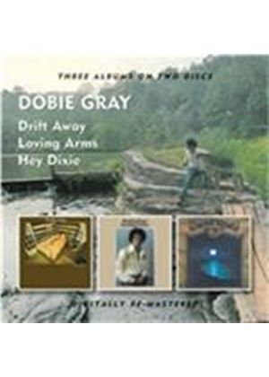 Dobie Gray - Drift Away/Loving Arms/Hey Dixie (Music CD)
