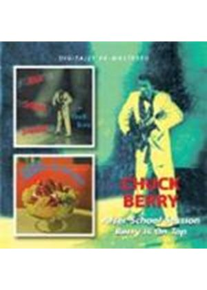Chuck Berry - After School Session/Berry Is On Top (Music CD)