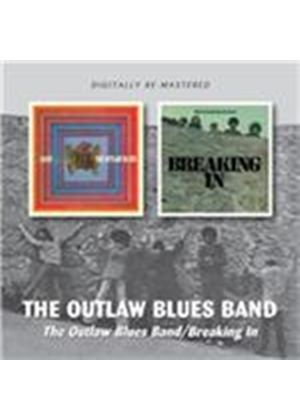 Outlaw Blues Band - Outlaw Blues Band/Breaking In (Music CD)