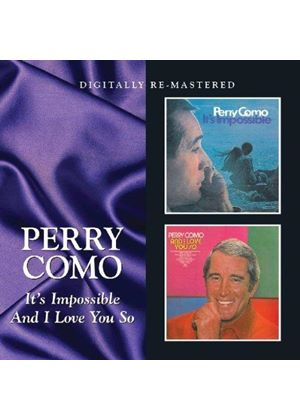 Perry Como - It's Impossible/And I Love You So (Music CD)