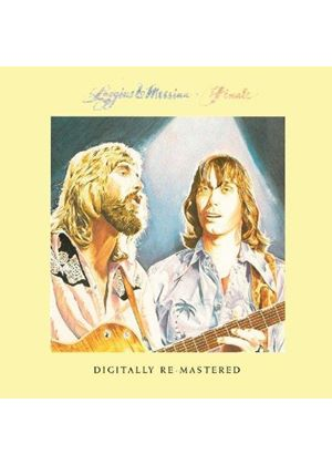 Loggins & Messina - Finale (Live Recording) (Music CD)