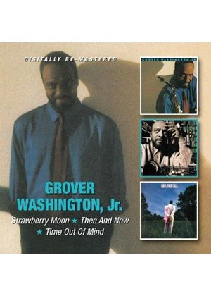 Grover Washington, Jr. - Strawberry Moon/Then & Now [Remastered] (Music CD)