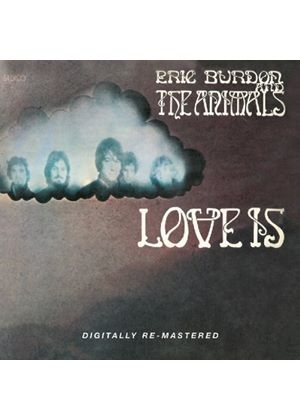 Eric Burdon & the Animals - LOVE IS (Music CD)