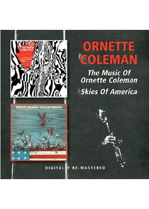 Ornette Coleman - Music of Ornette Coleman/Skies of America (Music CD)