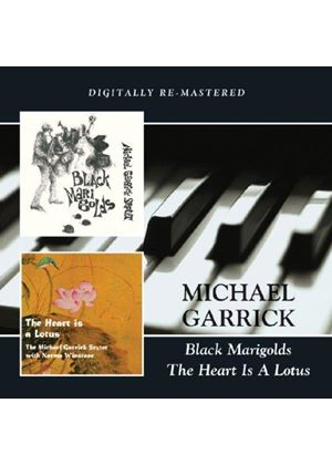 Michael Garrick - Black Marigolds/The Heart is a Lotus (Music CD)