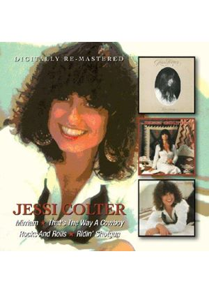 Jessi Colter - Mirriam/That's the Way a Cowboy Rocks and Rolls/Ridin' Shotgun [Remastered] (Music CD)