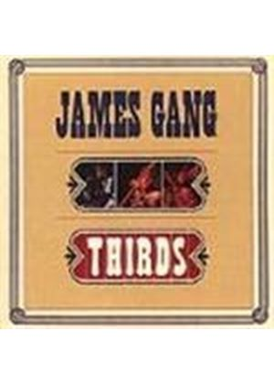 James Gang (The) - Thirds [Remastered]