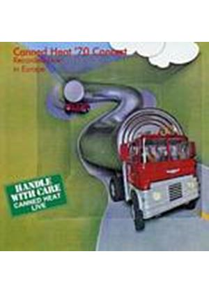 Canned Heat - Live Concert 70 (Music CD)