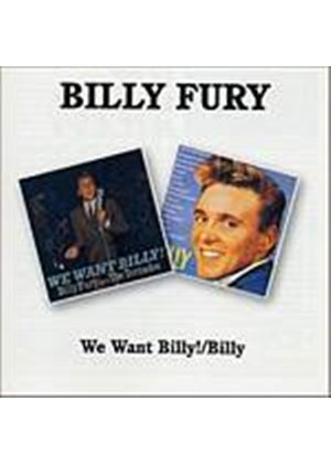 Billy Fury - We Want Billy (Music CD)