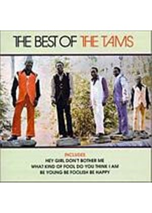 The Tams - Best Of (Music CD)