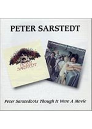 Peter Sarstedt - As Though It Were A Movie (Music CD)