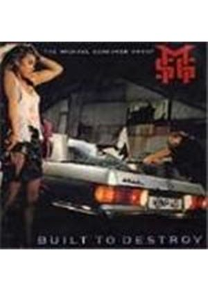 Michael Schenker Group (The) - Built To Destroy