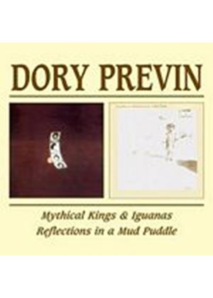 Dory Previn - Mythical Kings&Iguanas/Reflections In A Mud Puddle (Music CD)